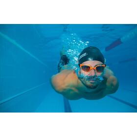 Zoggs Aqua Flex Titanium Goggle Orange/Grey